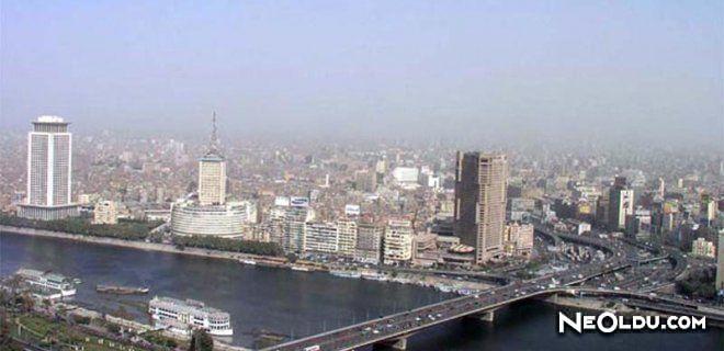 Kahire'de Gezilip Görülmesi Gereken Yerler