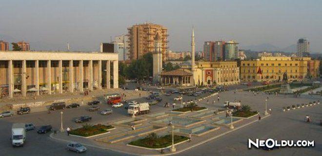 Tiran'da Gezilip Görülmesi Gereken Yerler