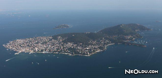 Adalar'da Gezilip Görülmesi Gereken Yerler