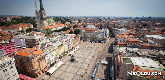 Zagreb'de Gezilip Görülmesi Gereken Yerler