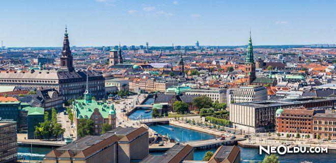 Kopenhag'da Gezilip Görülmesi Gereken Yerler