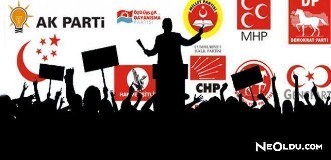 Siyasi Parti Nedir? Partilerin Görevleri Nelerdir?