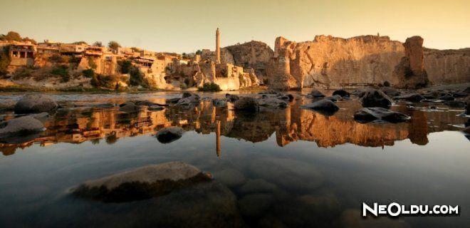 Baraj Suları Altında Kalan 12 Antik Şehir