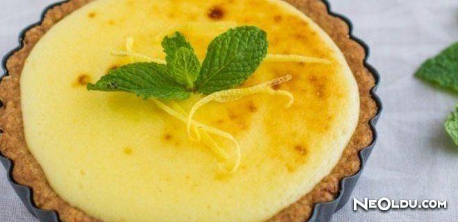 Limonlu Bal Çöreği Tarifi