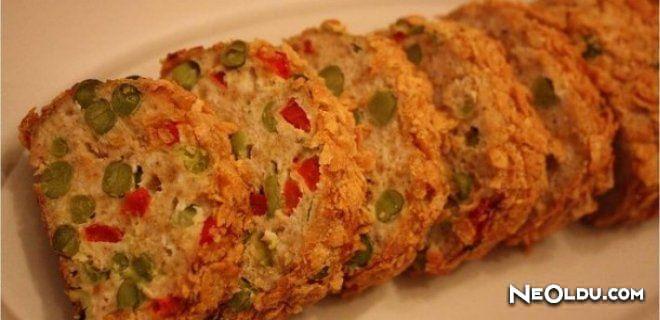 Sebzeli Tavuk Köfte 60
