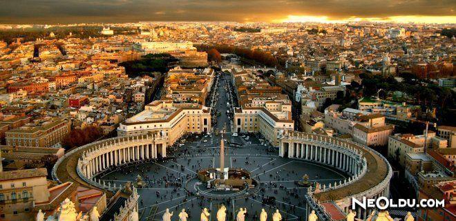 Roma'da Yapılacaklar - Gezilecek Yerler Listesi