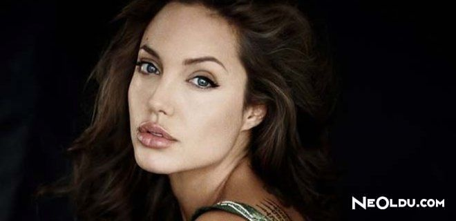 Angelina Jolie Kimdir