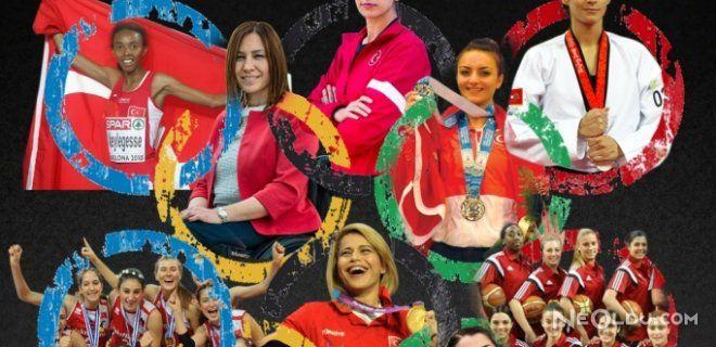 Türk Sporuna Altın Harflerle Yazılan Kadınlar