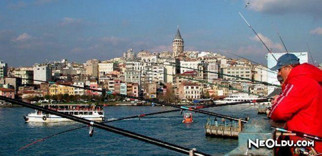 İstanbul'da En İyi Balık Tutulan Yerler