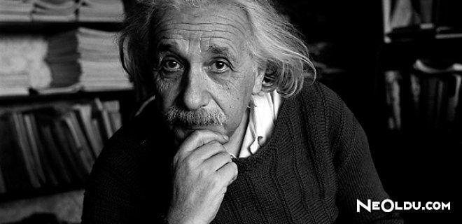 İsrail'in Cumhurbaşkanlığını Reddeden Kişi: Albert Einstein