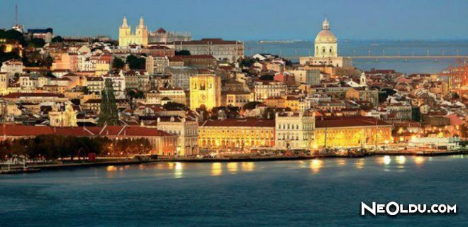 Lizbon'da Gezilip Görülmesi Gereken Yerler