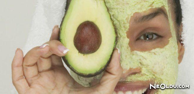 Kırışıklık Giderici Avokado Maskesi