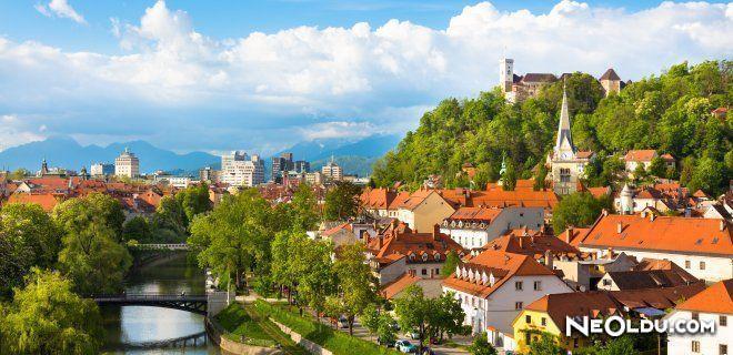 Ljubljana'da Gezilip Görülmesi Gereken Yerler
