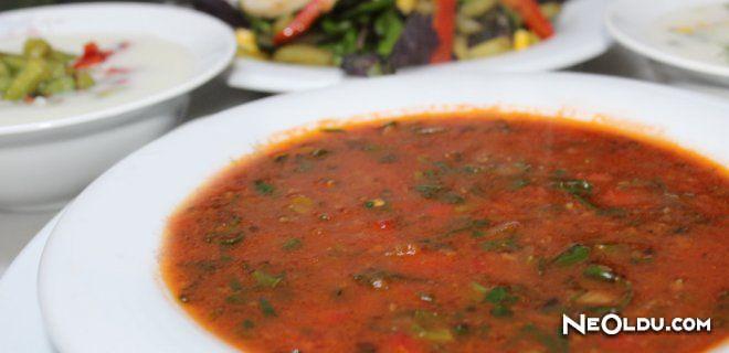 Ispanak Çorbası Tarifi