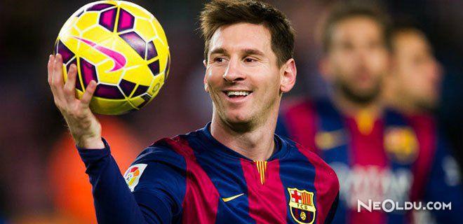 Lionel Messi Kimdir
