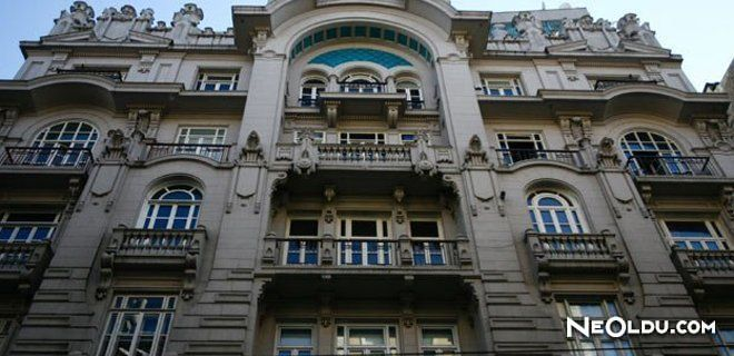 Yaşayan Apartman: Mısır Apartmanı