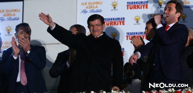 """Türkiye Koalisyona """"Hayır"""" Dedi!"""