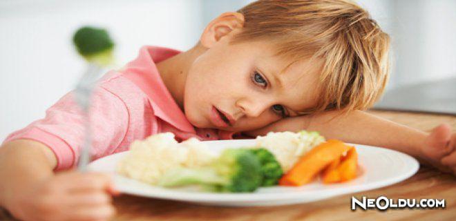 Çocuklarda Beslenme Alışkanlığı