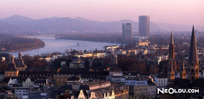 Bonn Gezilecek Yerler