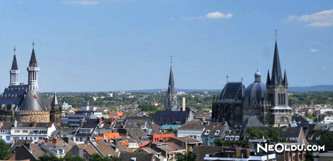 Aachen'de Gezilip Görülmesi Gereken Yerler