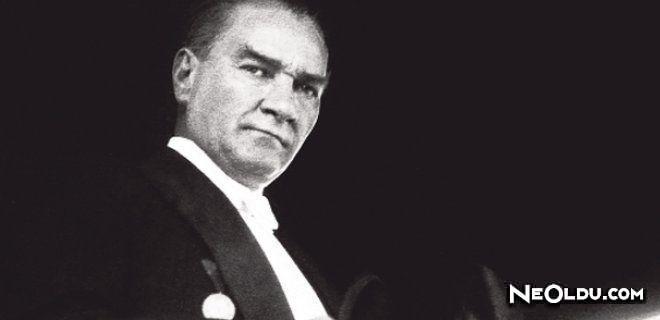 Atatürk'ün En Güzel Sözleri, Özlü Sözleri