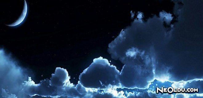 Gece Ile Ilgili Sözler 2019 Gece üzerine Söylemiş Anlamlı Kısa Ve