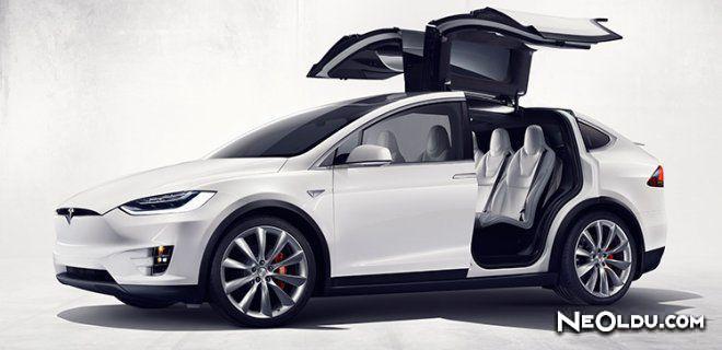 Tesla Model X İncelemesi