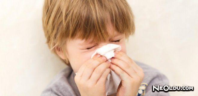 Çocuklarda Solunum Yolu Enfeksiyonu Belirtileri ve Tedavisi