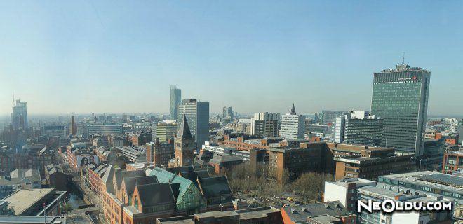 Manchester'da Gezilip Görülmesi Gereken Yerler