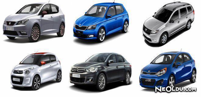 En Ucuz Sıfır Arabalar 2019