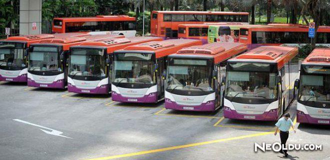 Sürücüsüz Halk Otobüsleri Geliyor