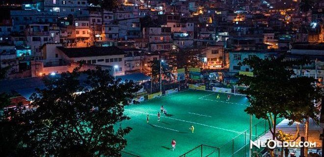Brezilya'da Futbolla Bilim Birleşti