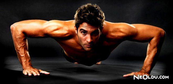 Vücut geliştirme çalışmalarında en popüler temel egzersizler 71