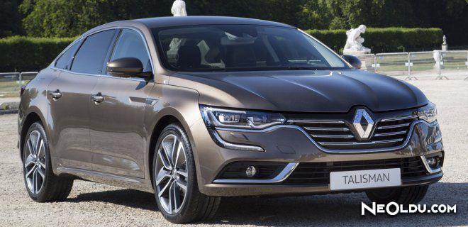 Renault Talisman Türkiye