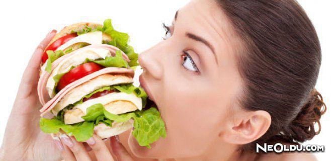 Kilo Alamayanlar İçin Beslenme Önerileri