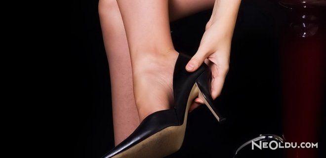 Stiletto Giymek Zararlı Mı ?
