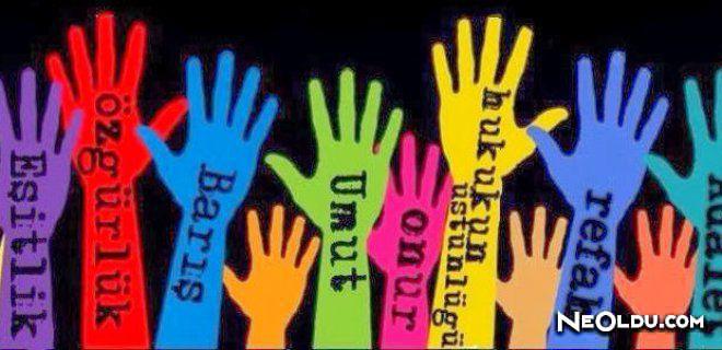 10 Aralık İnsan Hakları Günü Sözleri, İnsan Hakları Konulu Şiirler