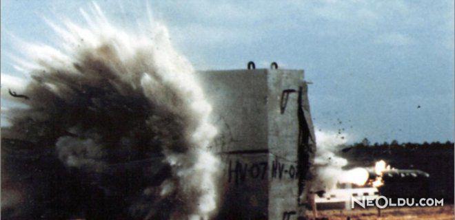 Yerli Beton Delici Bombamız: NEB
