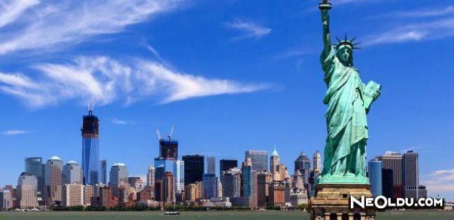 Amerika Birleşik Devletleri'nde Gezilip Görülmesi Gereken Yerler