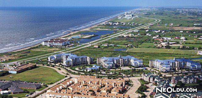 Galveston'da Gezilip Görülmesi Gereken Yerler