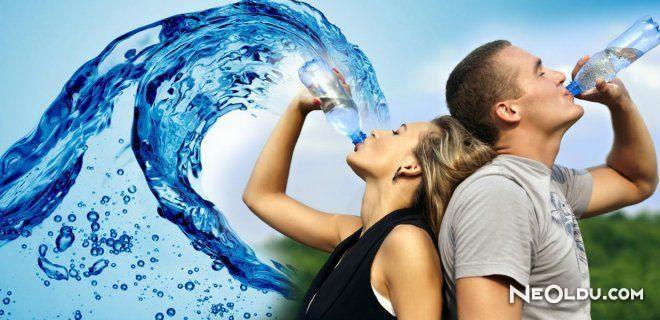 Suyun Bilinmeyen Faydaları
