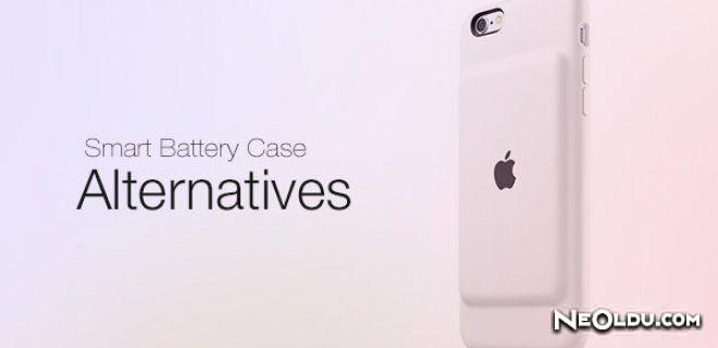 Apple'dan 6 ve 6s İçin Pil Ömrü Uzatan Kılıf