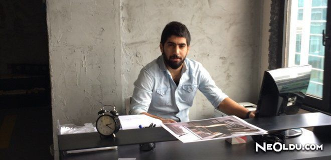 Emrah Aydın'la Tasarıma Dair Röportaj
