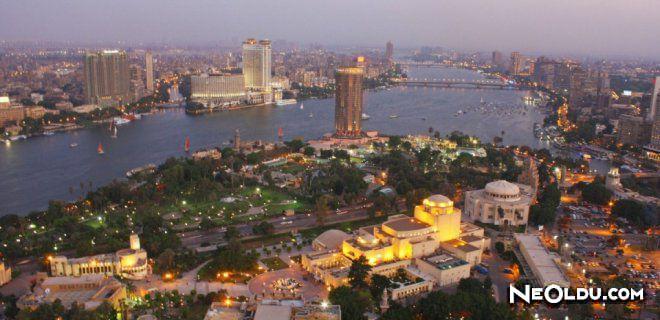 Mısır'da Gezilip Görülmesi Gereken Yerler