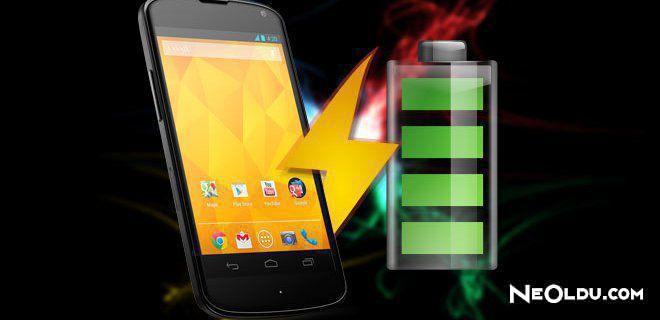 Bataryayı Hızlı Tüketen Uygulamalar