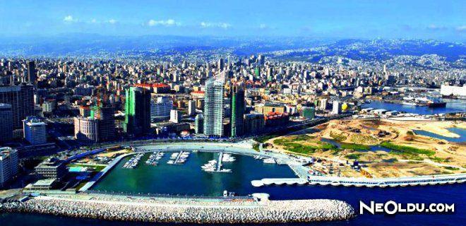 Lübnan Gezilecek Yerler