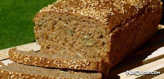 Tahıllı Ekmek Yapımı