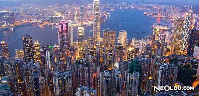 Hong Kong'da Gezilip Görülmesi Gereken Yerler