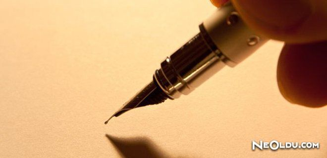 Rüyada Yazı Yazmak Ne Anlama Gelir?