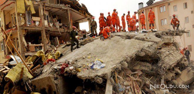 Depremde Enkaz Altında Ne Kadar Dayanılabilir?